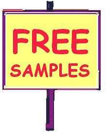 walmart free samples